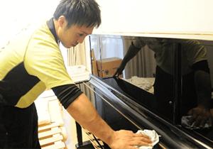 ピアノ・その他楽器運送イメージ5